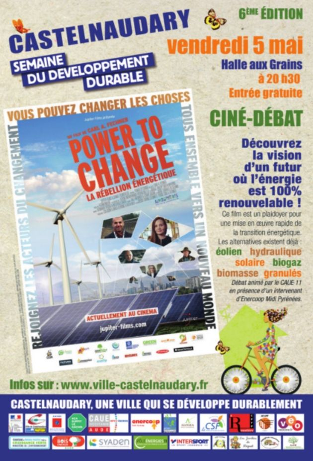 CINE DEBAT POWER TO CHANGE