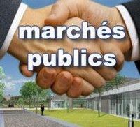 Logo marchés publics