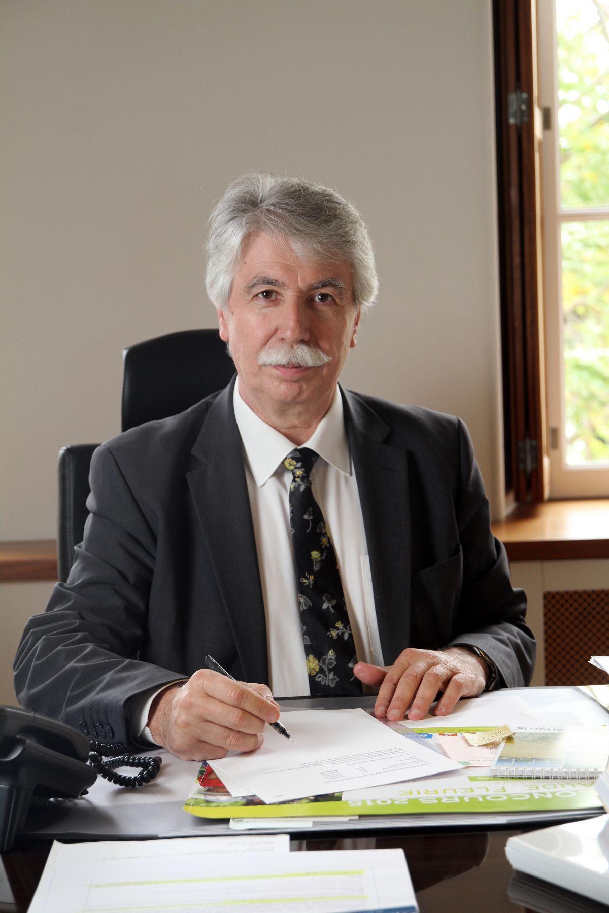 Patrick MAUGARD Maire de Castelnaudary